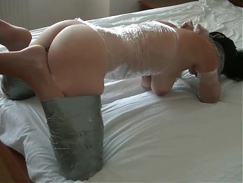 BDSM Petplay Training, Fucked my slave as a pet